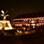 千葉県船橋市のアンデルセン公園のイルミネーション2018