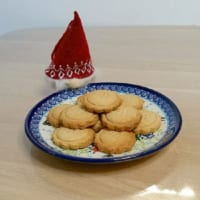 クリスマスの定番お菓子・ジンジャークッキー