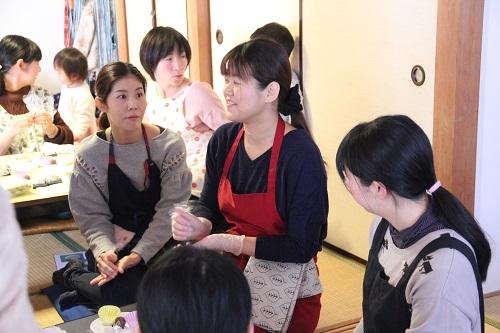 千葉県で開催した「ちいきラボ講座・クリスマス練りきり講座」の模様をレポ