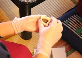 練りきりの作り方。千葉でママ向けの練りきりワークショップを開催