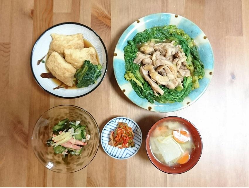 ラボママ近藤知世さんのキレイの秘密。和食をメインに野菜もお肉もたっぷり