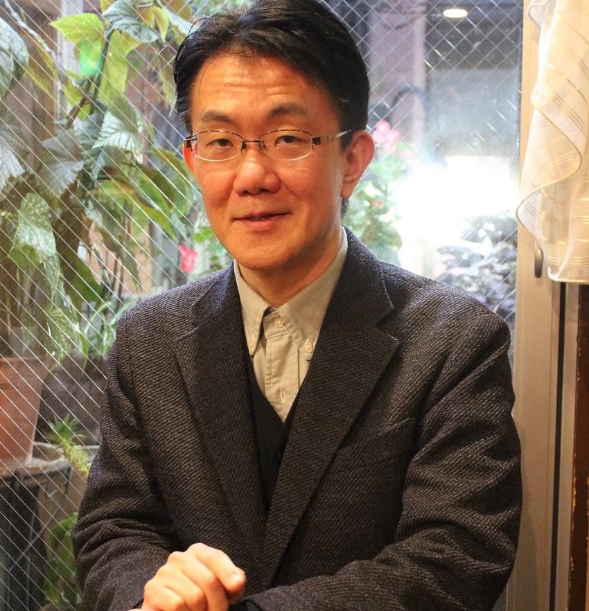 飯間浩明さんに辞書をつくるということを聞きました