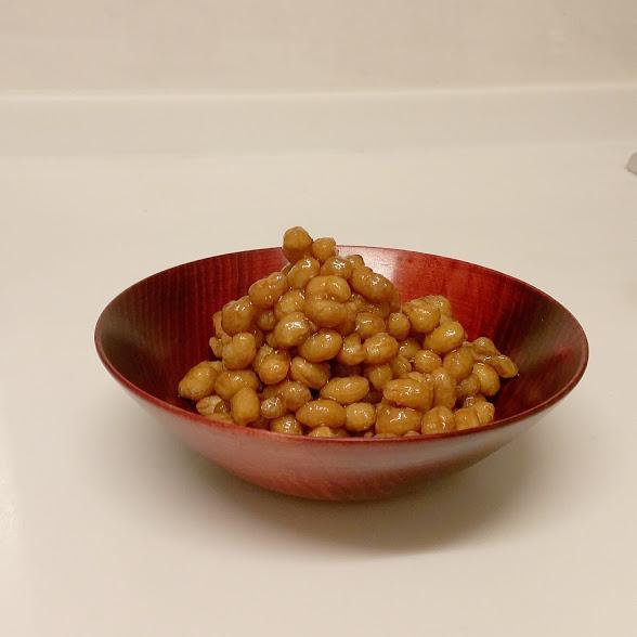 節分にぴったりのメニュー、揚げ大豆