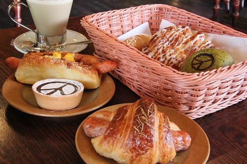 つくばパン屋「ペニーレイン」カフェでイートイン
