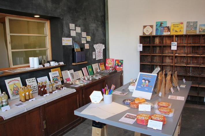 個性豊かなお店が集まる「KAWAGUCHI SHINMACHI」のギャラリー「タナビケ」