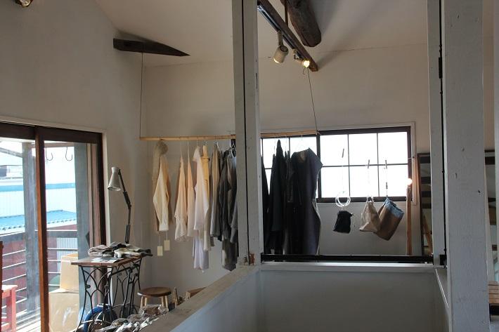 個性豊かなお店が集まる「KAWAGUCHI SHINMACHI」の「senkiya」2Fは企画展も開催