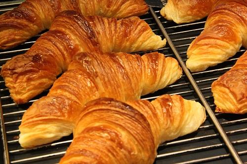 つくばパン屋「アンキュイ」のクロワッサン