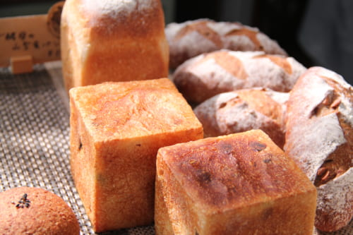 つくばパン屋「季節の酵母パンPunch」
