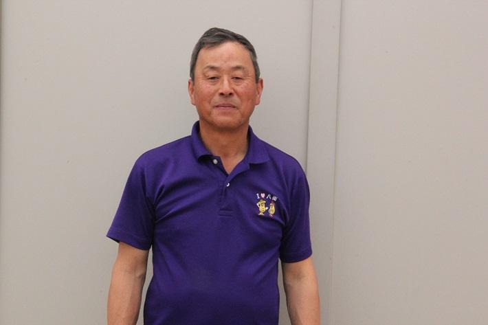 千葉県最大級ブルーベリー農園真行寺真佐雄さん