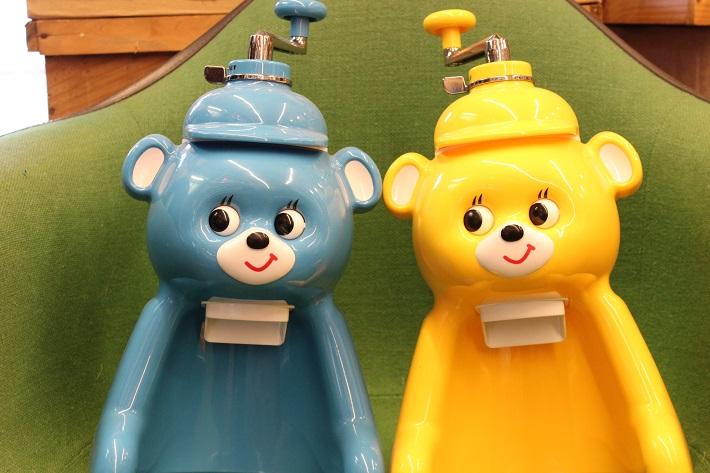 千葉県松戸市「山田屋の家庭用品」キョロちゃんカキ氷機