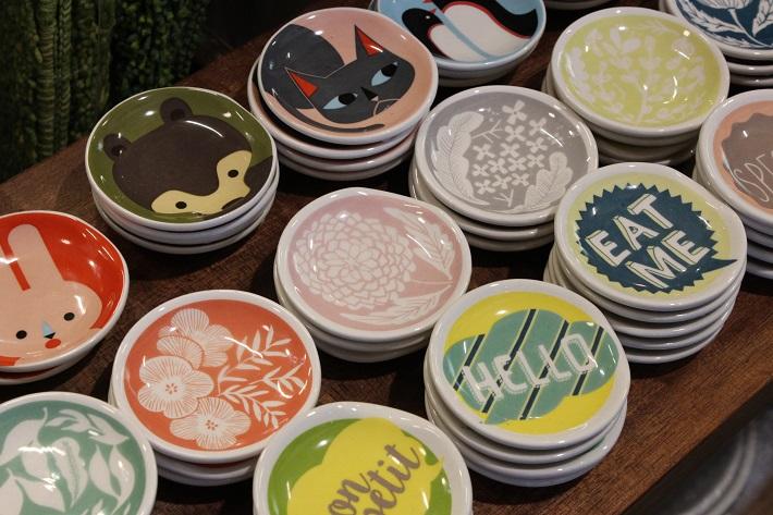 千葉県松戸市「山田屋の家庭用品」豆小皿