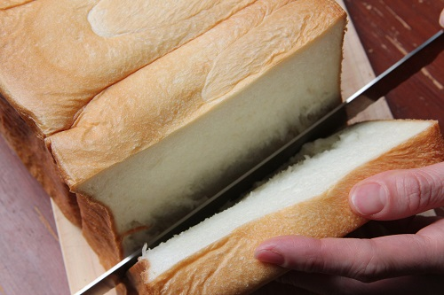 つくばパン屋「モルゲン」食パン