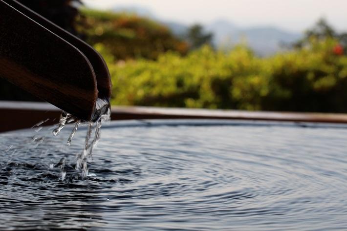 キャンピングカーでの宿泊に便利なRVパークは温泉の近くにある施設も多数ある