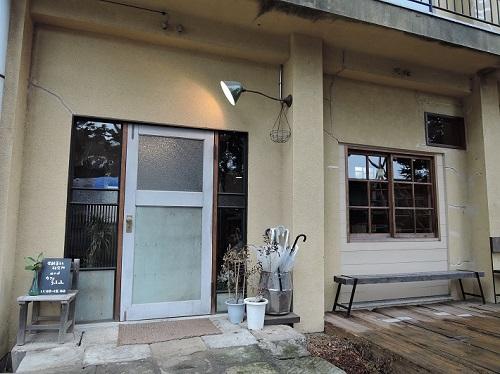 発酵暮らし研究所&カフェうふふ。古いアパートをリノベーション
