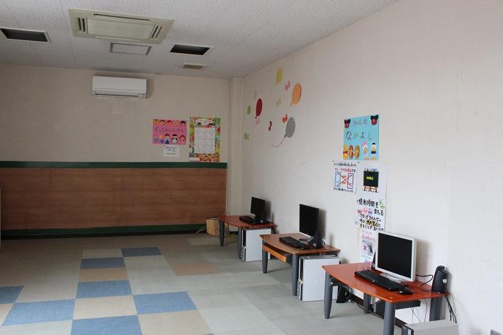 佐倉ヤングプラザでは赤ちゃん連れでも安心して遊べるスペースもあり