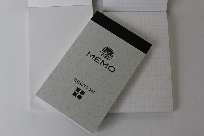 ツバメノートのメモ帳「ツバメモ」ポケットサイズです