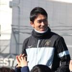 名古屋グランパスエイト玉田圭司選手