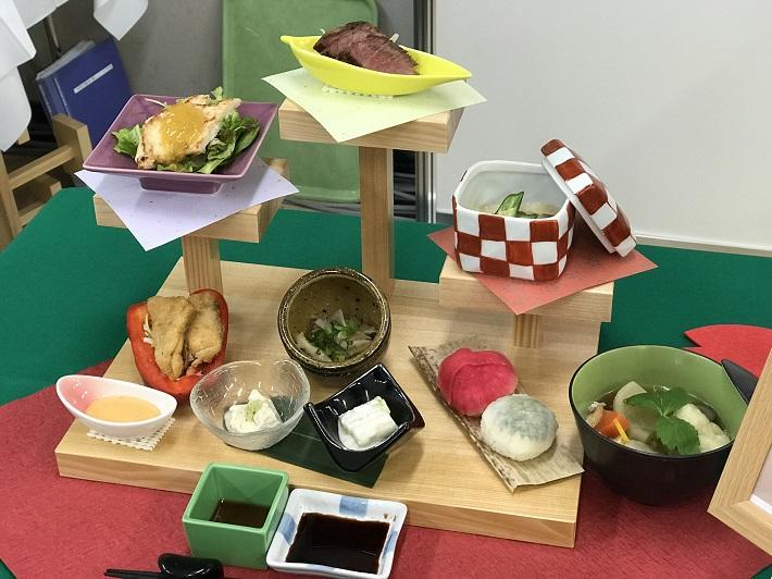 審査員特別賞「栃木おもてなし3段御膳」