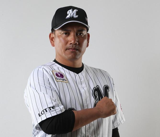 2018年千葉ロッテマリーンズ監督に就任した井口資仁監督