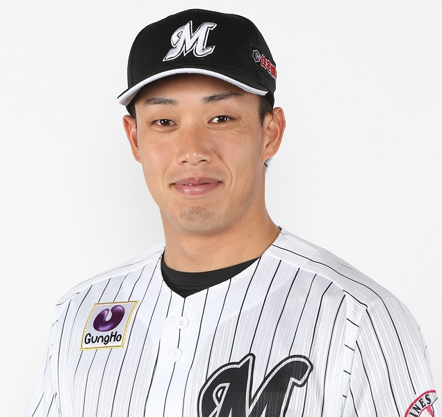 千葉ロッテマリーンズ2018イケメンランキング番外編 加藤 翔平 選手