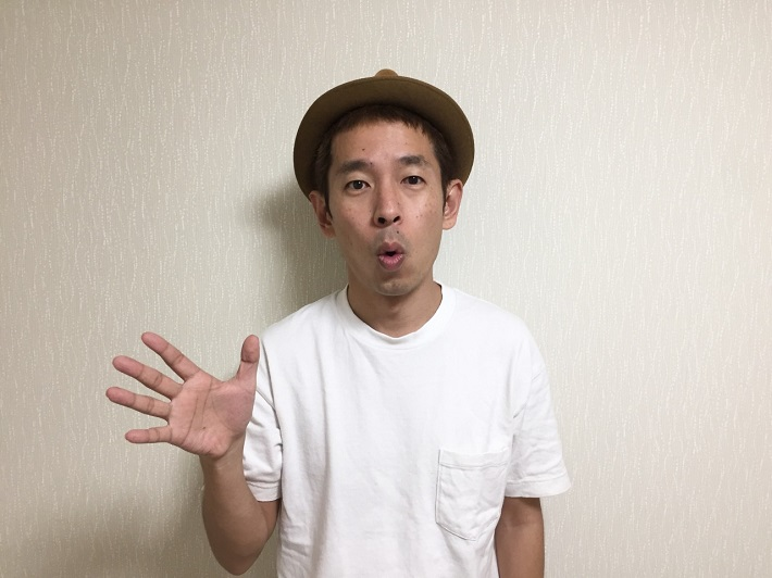 吉本興業ピン芸人タケトさんのベビーサイン赤ちゃんが「おっぱい」をほしがるときのの手の動き