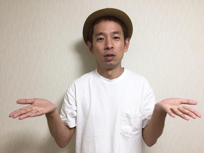 吉本興業ピン芸人タケトさんのベビーサイン赤ちゃんが「おしまい」をするときの手の動き