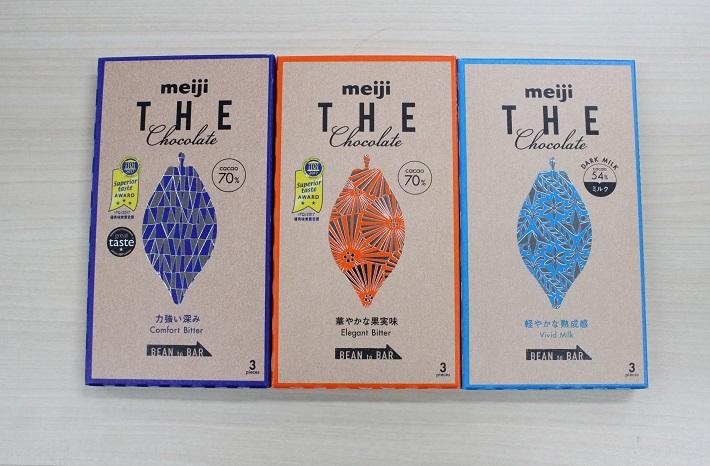チョコレートくんがおすすめするチョコレート菓子の「THEチョコレート」シリーズ。