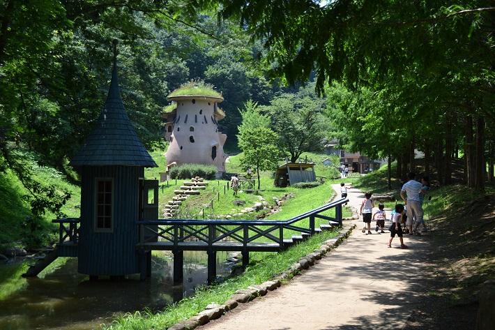 埼玉県飯能市のトーベ・ヤンソンあけぼの子どもの森公園は北欧ファンの聖地