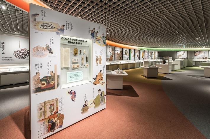 お金にまつわる千葉・埼玉近郊の博物館「貨幣博物館」