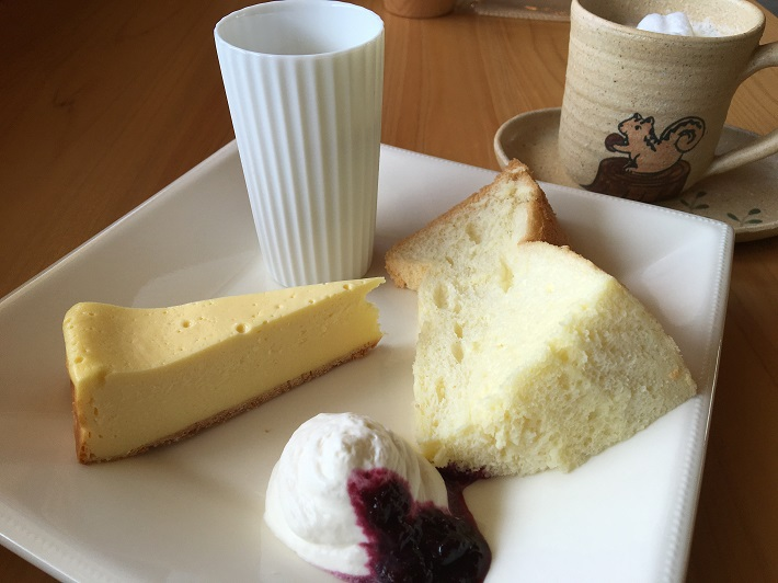 メッツァの誘致先である飯能市のカフェ「kinoca」