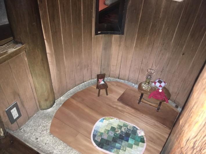 埼玉県飯能市のトーベ・ヤンソンあけぼの子どもの森公園は北欧ファンの聖地。きのこの家の内観は細かい意匠までかわいい