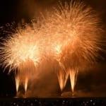 浦安市花火大会は今年で40年目を迎えます