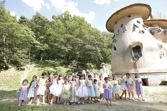 トーベ・ヤンソンあけぼの子どもの森公園で開催される「飯能グリーンカーニバル」