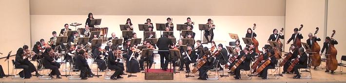 八千代市市民会館で行われる八千代市交響楽団第84回市民コンサート