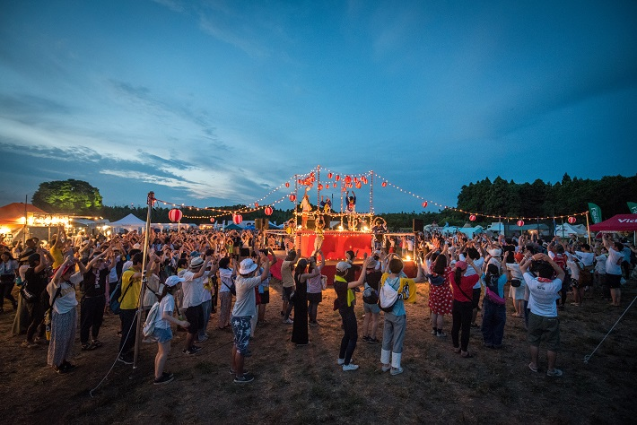 PEANUTS CAMP(千葉県市原市)は親子で夏にでかけるのにぴったりなゆるフェス!