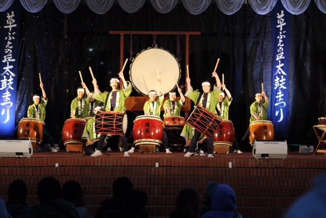 和太鼓衆・雷夢 東日本大震災復興チャリティー公演「明日に向かって打て!!」