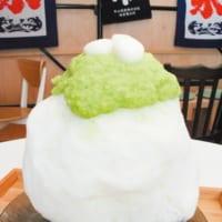 草加の人気店ヤマト屋のかき氷