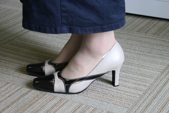 小さいサイズのヒール靴