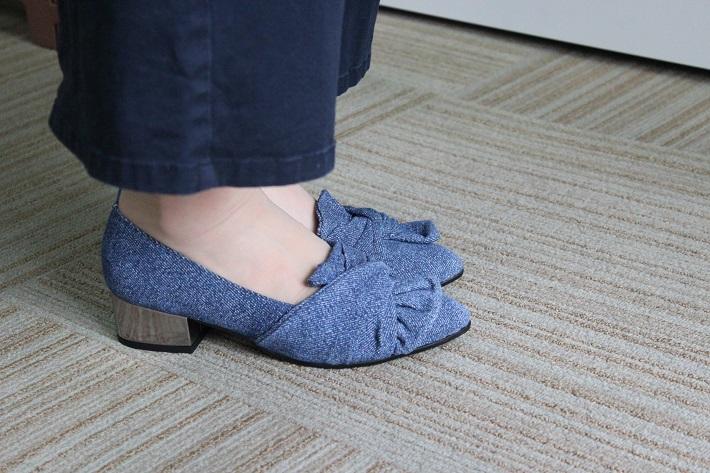 小さいサイズの婦人靴各種あります