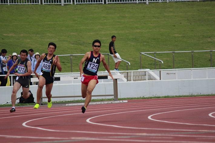 千葉県障害者スポーツ大会 平成29年度の陸上競技の様子
