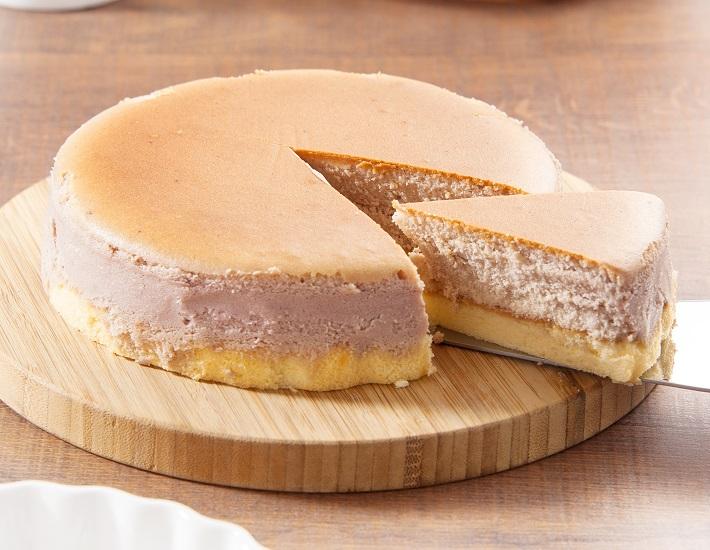 うまくたの里で限定100台の「木更津ブルーベリーの濃厚チーズケーキ」