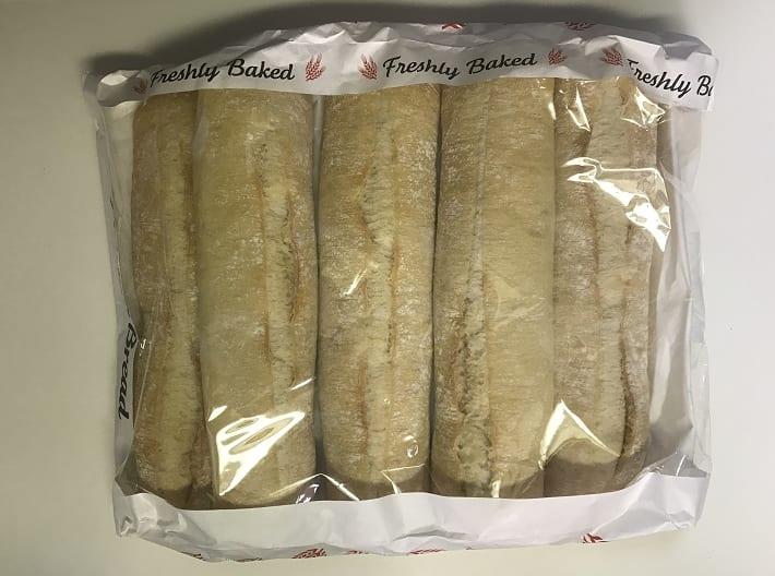 コストコのバゲットはBBQ(バーベキュー)で網焼きにしたりアヒージョにつけて食べたり