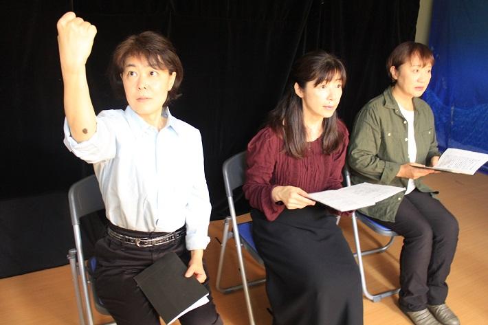 怖~いお話会2018 3人による朗読劇「猿の手」
