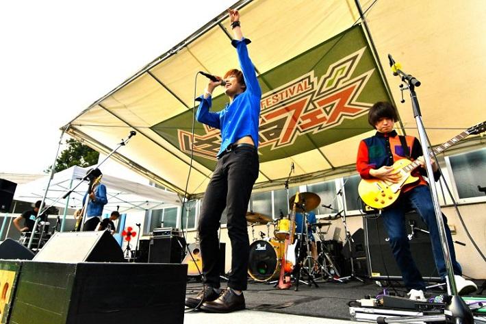ロックを中心に多彩なアーティストが競演 佐倉市くさのねフェス