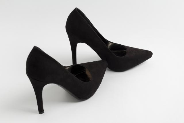 女子力高い女の子の憧れはヒールの靴