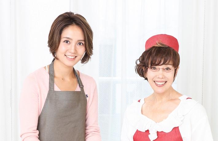 和田明日香さんと姑平野レミさん
