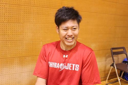 千葉ジェッツ 新加入選手 田口成浩選手インタビュー