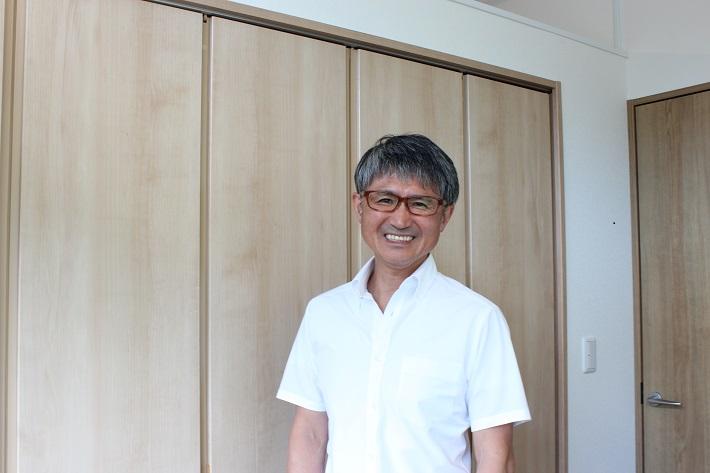利用者にもスタッフにも優しい介護施設(デイサービス)「船橋元気庵」の社長・中川さん
