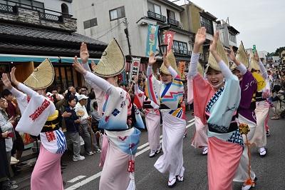 日本の伝統芸能が豪華に集う成田伝統芸能まつり