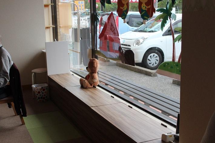 船橋元気庵は利用者にもスタッフにも優しい介護施設(デイサービス)。大きな窓が特徴